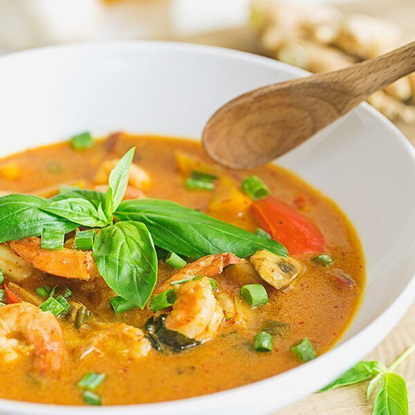 Image of Spicy Thai Red Curry