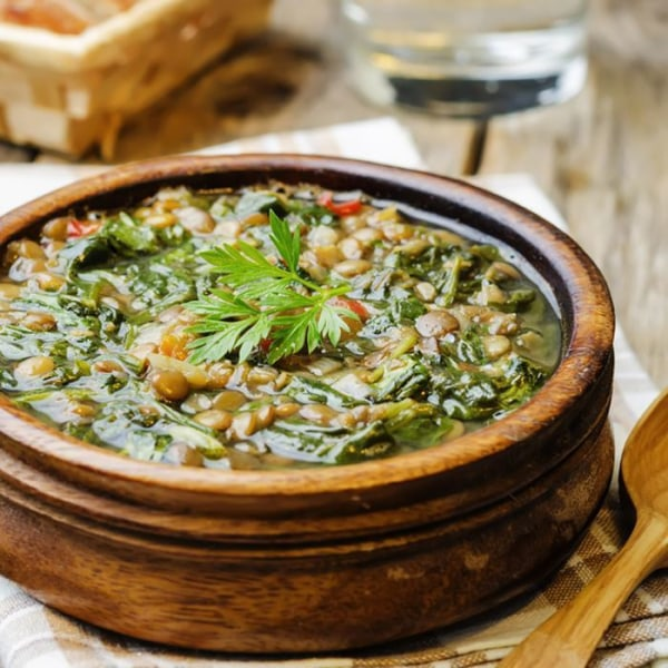 Image of Spinach Soup