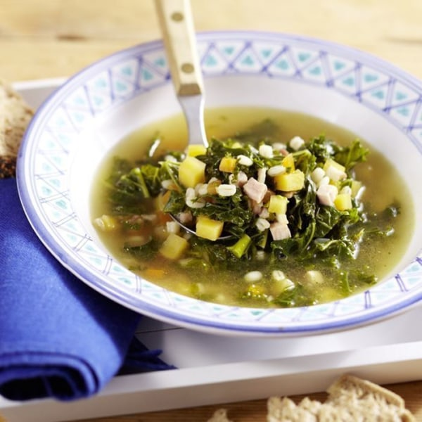 Image ofVegetable Soup with Kale