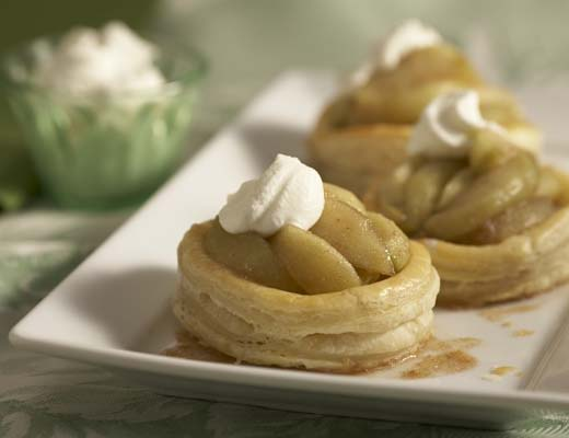 Image of Apple Puff Pastry