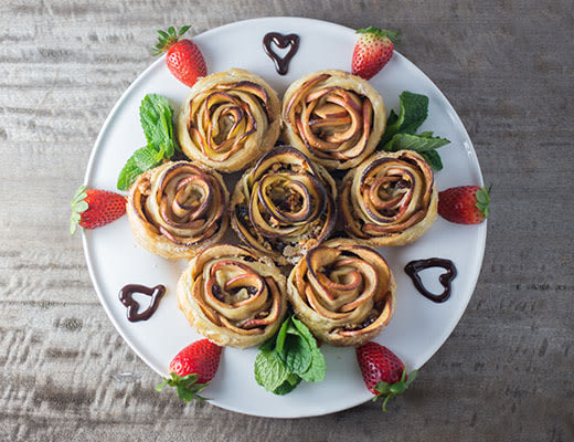 Image of Apple Roses