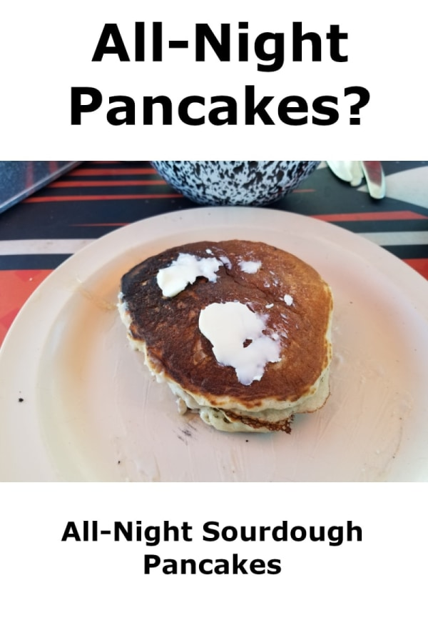 Image of All-Night Sourdough Pancakes