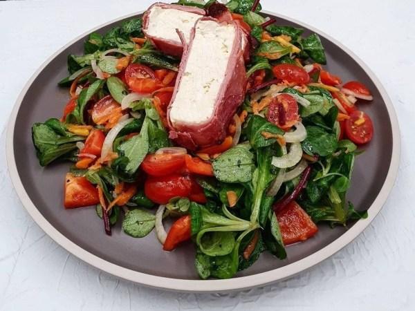 Image of🥗 Saltimbocca   Rezept Heissluftfritteuse