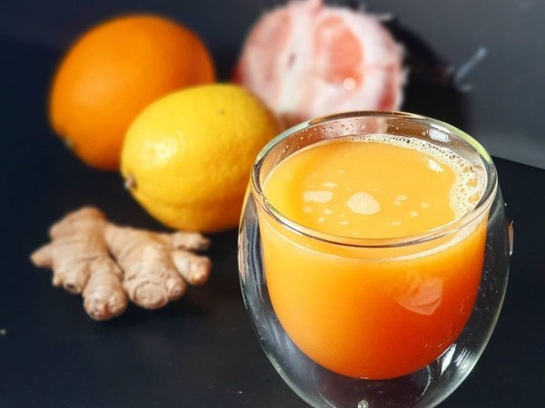 Image of 🍊 Power Juice | Rezept