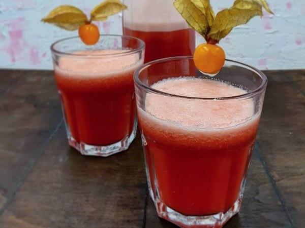 Image of 🍎 Granatapfelsaft | Rezept