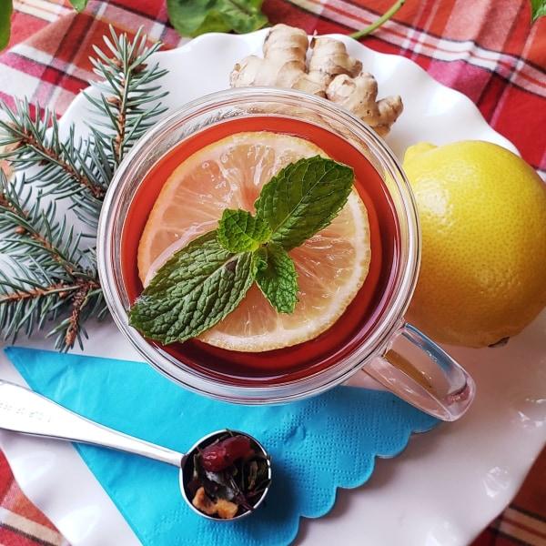 Image of Stress Buster Tea Tonic