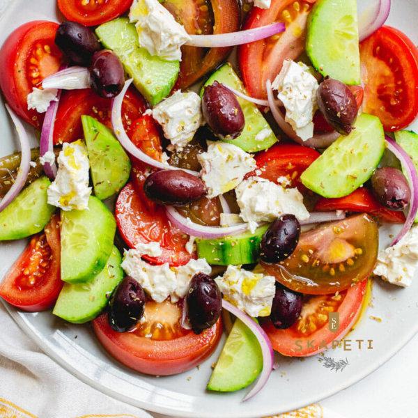 Image of Simple Greek Salad