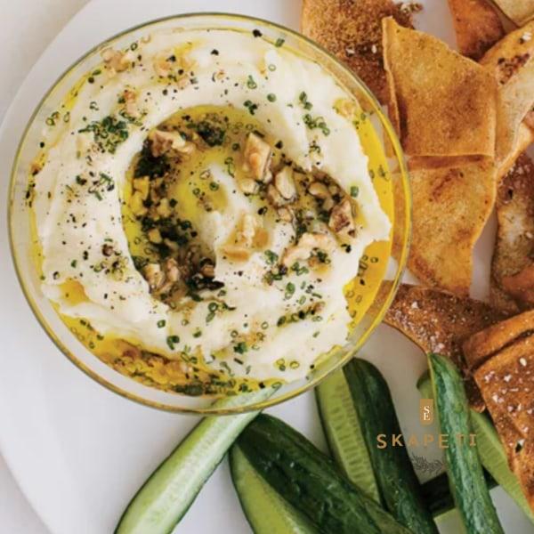 Image of Mashed Potato Skordalia