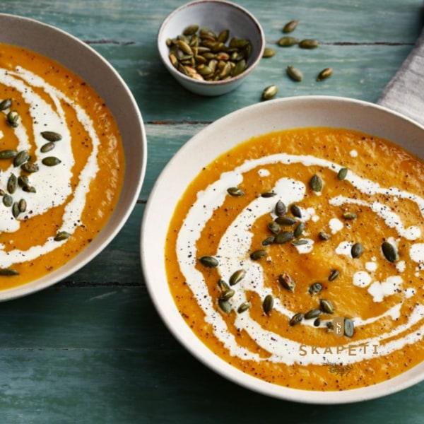 Image of Pumpkin Soup