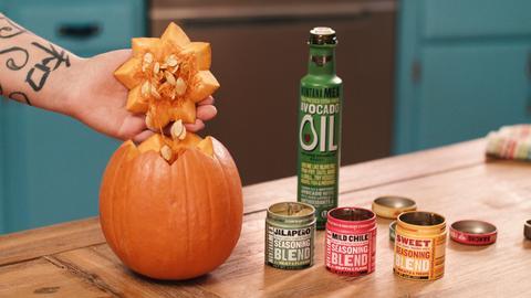 Image of Spiced Pumpkin Seeds