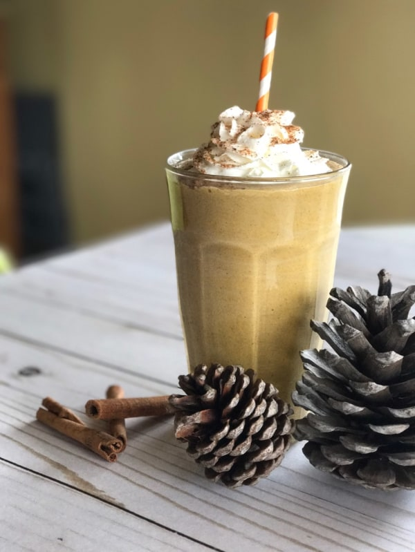 Image of Pumpkin Pie Lactation Protein Shake