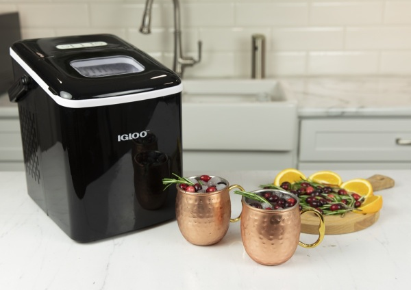 Image of Holiday Moscow Mule