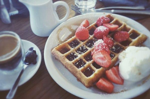 Image ofUbe Waffles