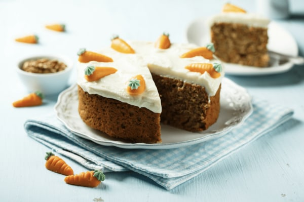 Image ofCarrot Cake with Cream Cheese Frosting