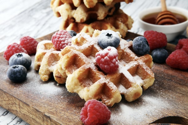 Image ofBelgian Waffles