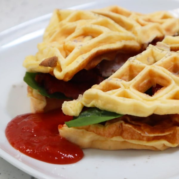 Image of Chaffle