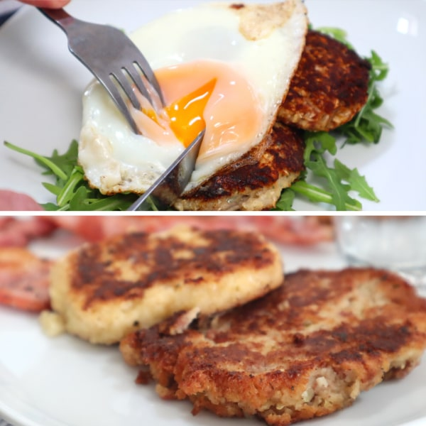 Image of Hash Browns (Cheesy or Corned Beef)