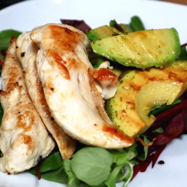 Image of Chicken & Avocado Salad