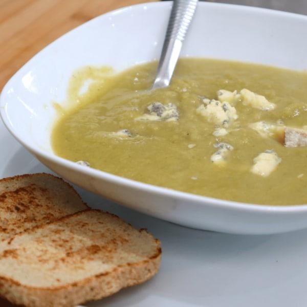 Image of Creamy Broccoli Soup