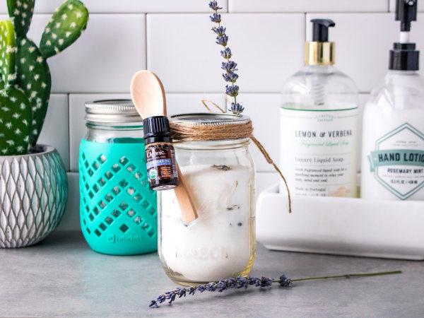 Image of Lemon Lavender Sugar Scrub