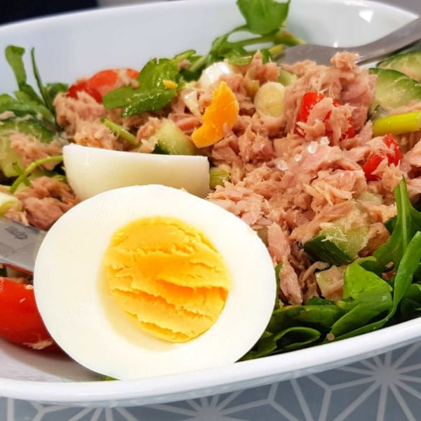 Image of Tuna & Egg Salad