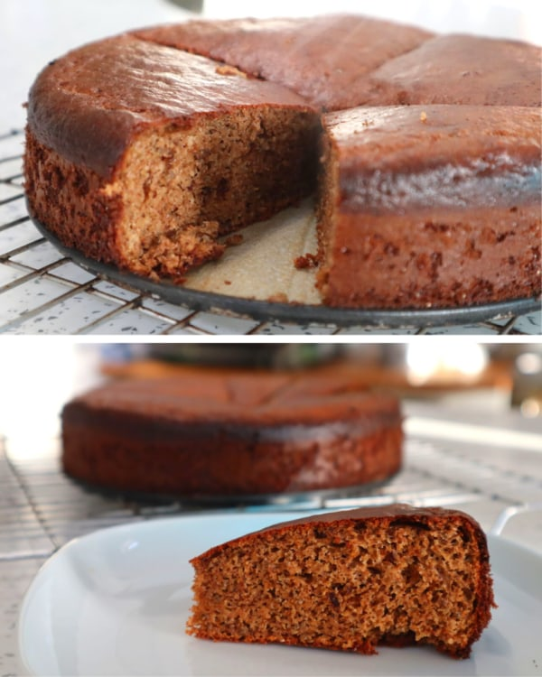 Image of Winter Spiced Cake