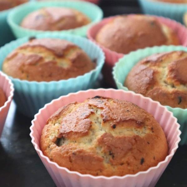 Image of Classic Vanilla Muffins
