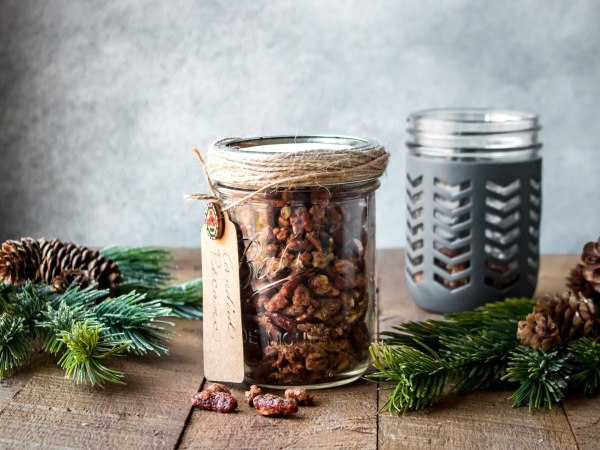 Image of Candied Pecans Edible Food Gift Recipe