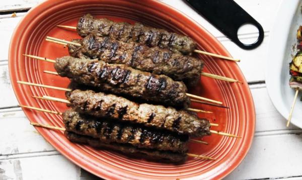 Image of Lamb Seekh Kebabs