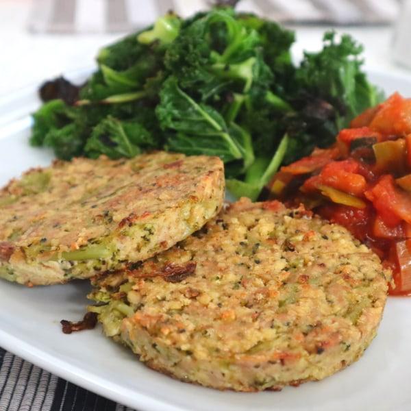 Image of Tuna & Broccoli Fishcakes