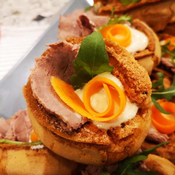 Image of Beef and Horseradish Yorkies