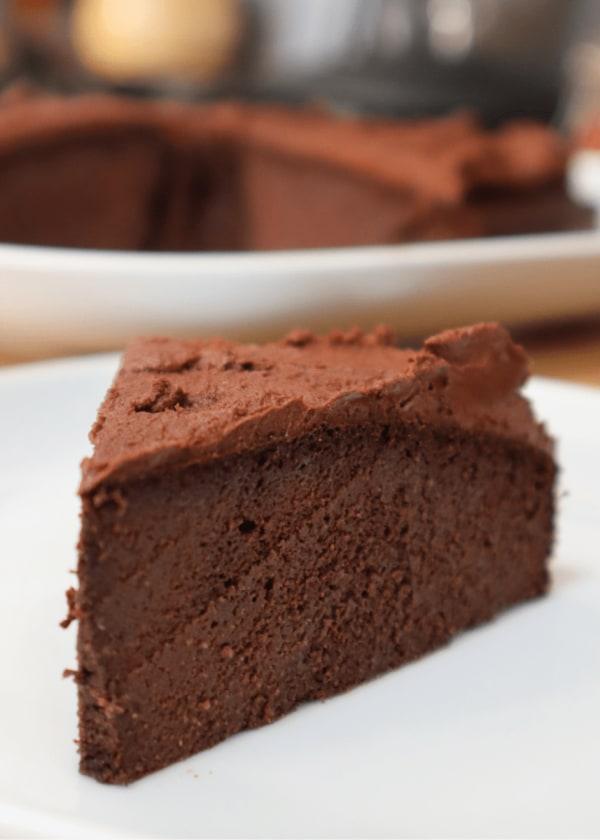 Image of Decadent Chocolate Cake