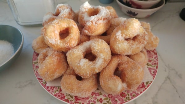 Image ofSfinge - Moroccan Donuts