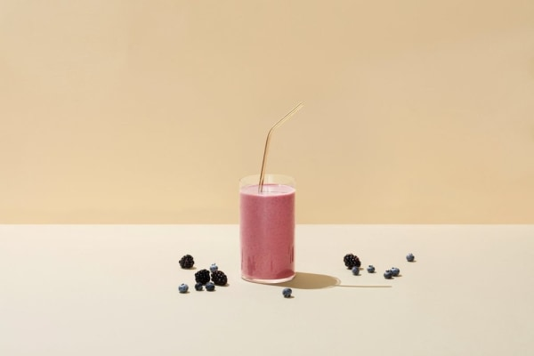 Image of Berry Lactation Boosting Smoothie