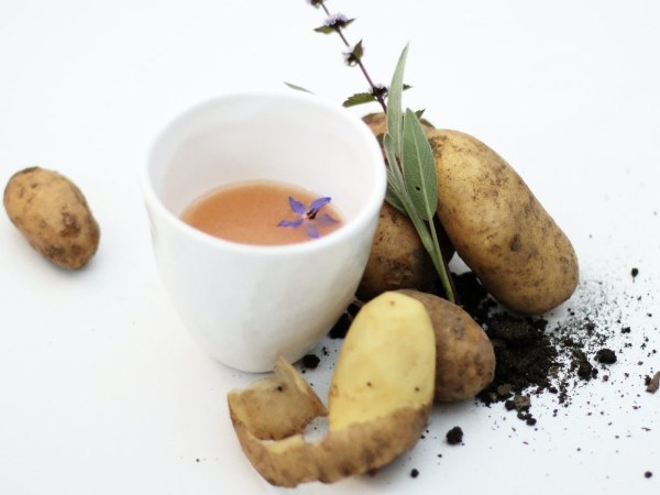 Image of 🥔 Kartoffelsaft | Rezept