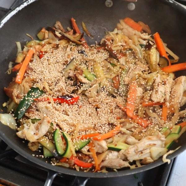 Image of Chicken Stir Fry