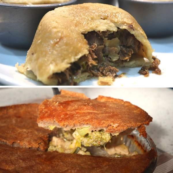 Image of Suet Pastry