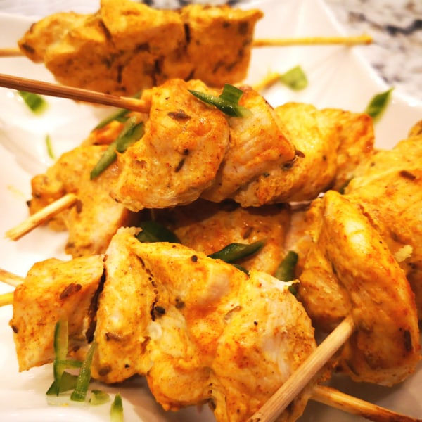 Image of Spicy Chicken Skewers