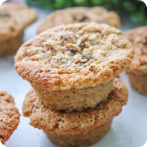 Image of Cinnamon Maple Banna Muffins