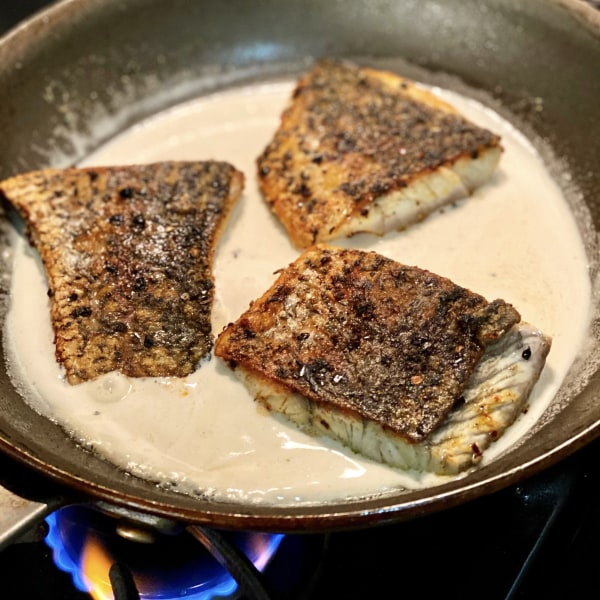 Image ofTahina Braised Fish
