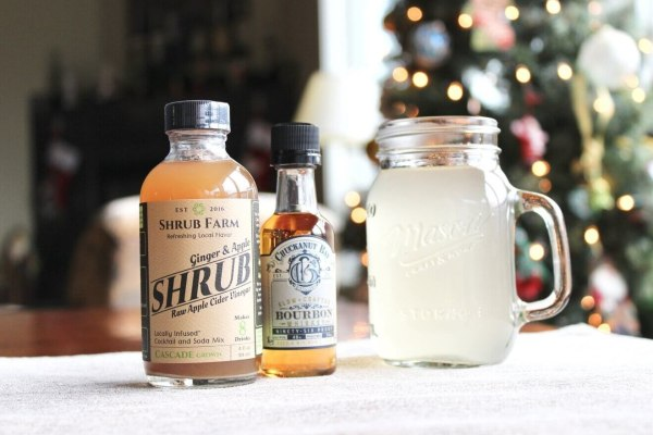 Image of Too Hottie Shrub Toddy