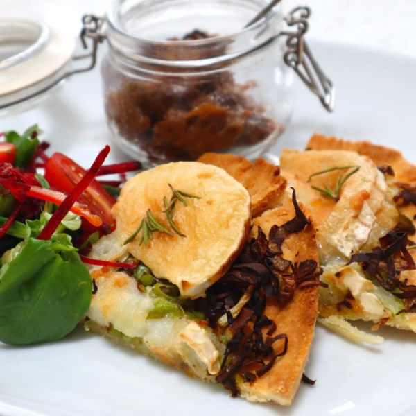 Image of Goats Cheese Tart