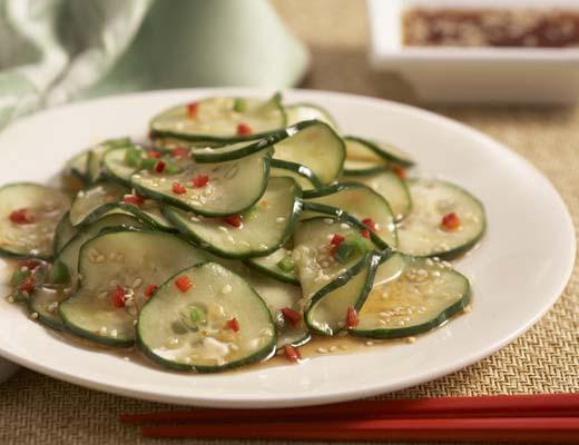 Image of Asian Cucumber Salad