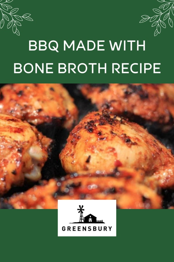 Image of BBQ Made With Bone Broth