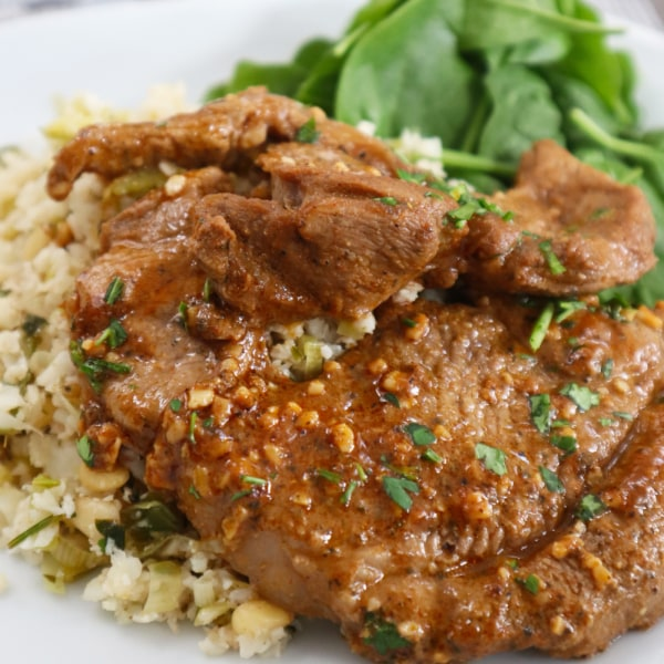 Image of Moroccan Lamb Steaks
