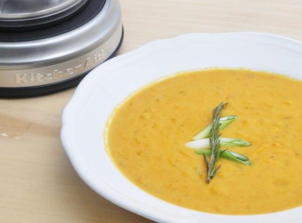 Image of Hubbard Squash Soup