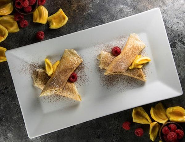 Image of Jackfruit Crepes