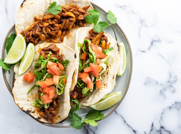 Image ofJackfruit Crispy Tacos