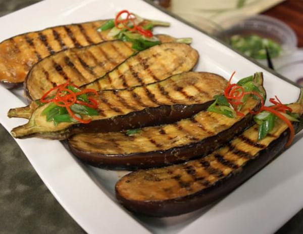Image ofJapanese Grilled Miso Eggplant