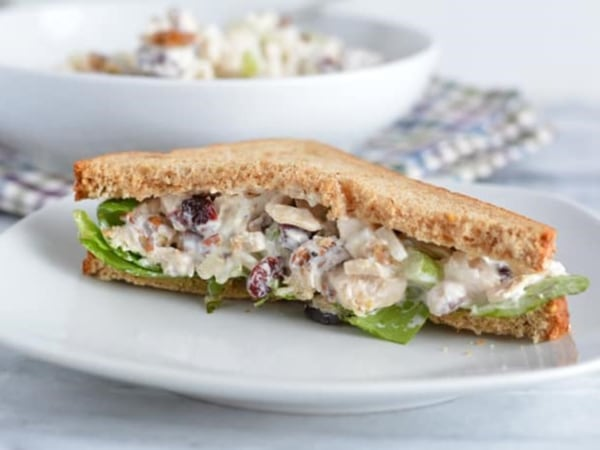 Image of Cranberry Pecan Chicken Salad
